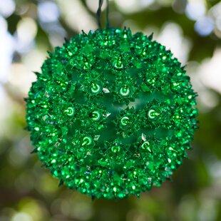 Outdoor Tree Light Spheres | Wayfair