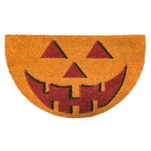 Bathroom Sign Halloween halloween door mats you'll love | wayfair
