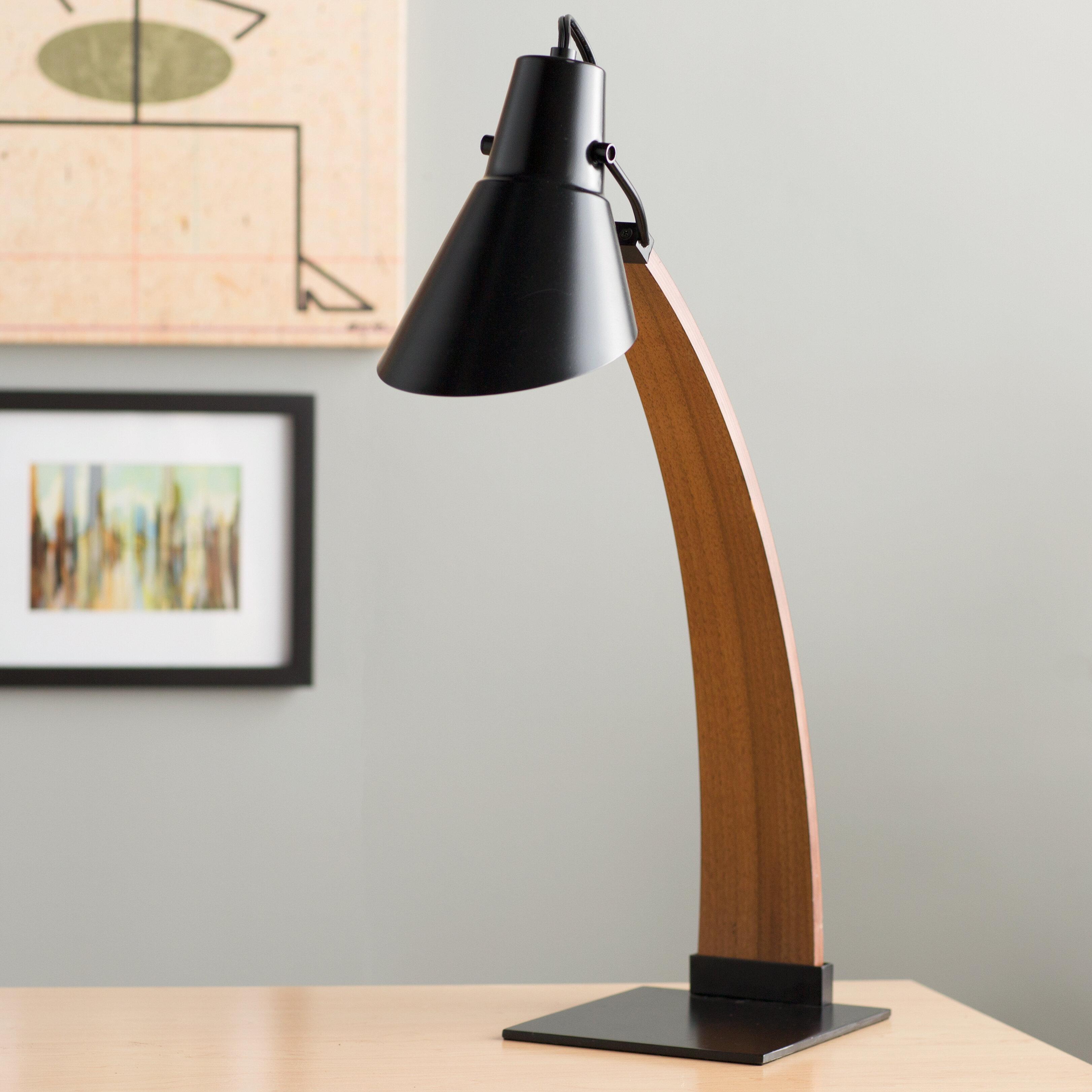 Langley Street Lower Ballinderry Desk Lamp & Reviews | Wayfair