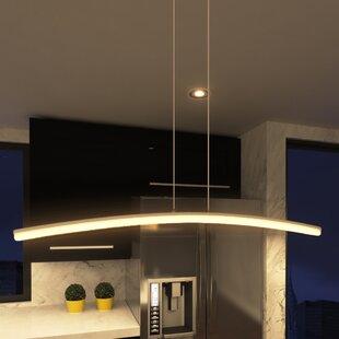 castella led kitchen island pendant - Over Kitchen Island Lighting