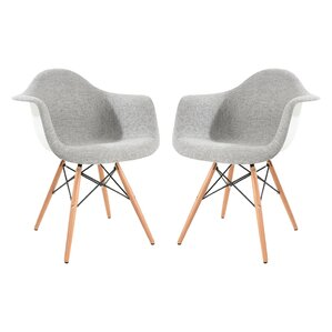 Bullsbrook Eiffel Armchair (Set of 2) by George Oliver