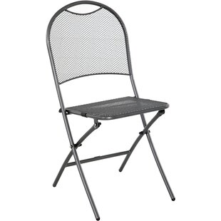 2 Piece Cafe Latte Folding Chairs (Set Of 2)