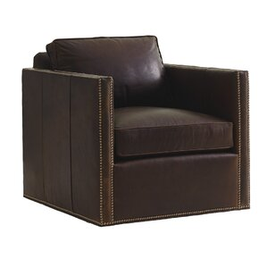 Shadow Play Hinsdale Swivel Club Chair by Le..