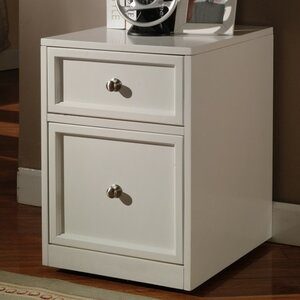 Veda 2-Drawer Wood Lateral File