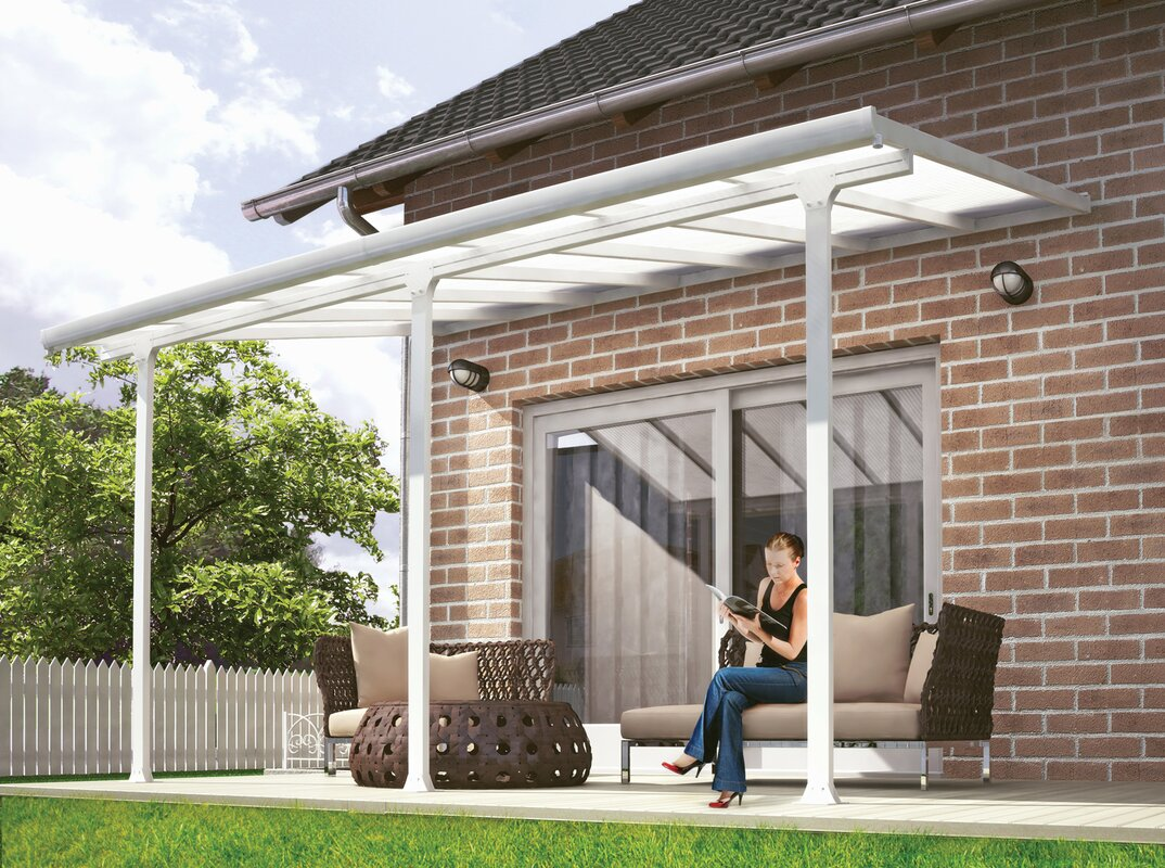 D Patio Cover Awning