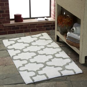 Charming Harriette Geometric Bath Rug