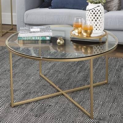 Zara Coffee Table With Tray Top