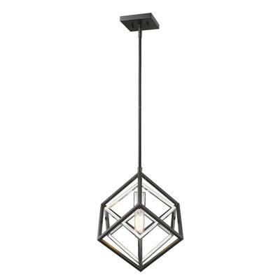 Brayden Studio Pederson 1 Light Geometric Pendant