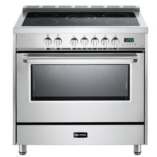 36 5 Cu Ft Free Standing Electric Range