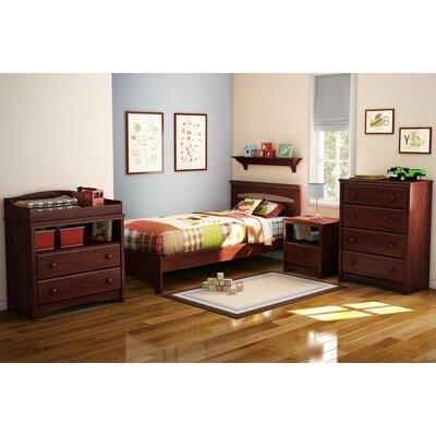 Sweet Morning Twin Panel Configurable Bedroom Set