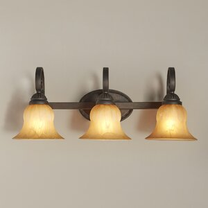 Gregory 3-Light Vanity Light