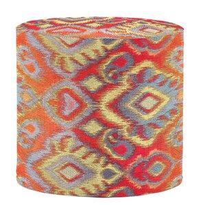 Bedel Cylinder Ottoman by Bloomsbury Market
