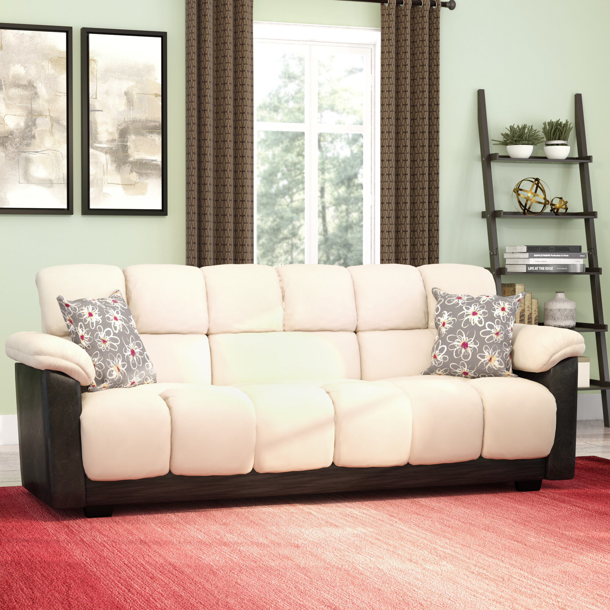Latitude Run West Hill Sleeper Sofa U0026 Reviews | Wayfair