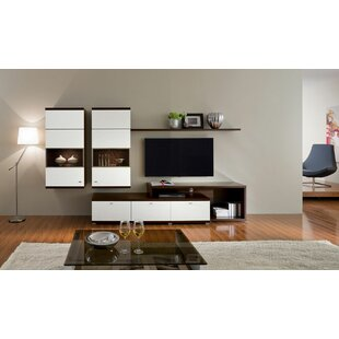 Coale Wall Unit Entertainment Center (Set Of 4)