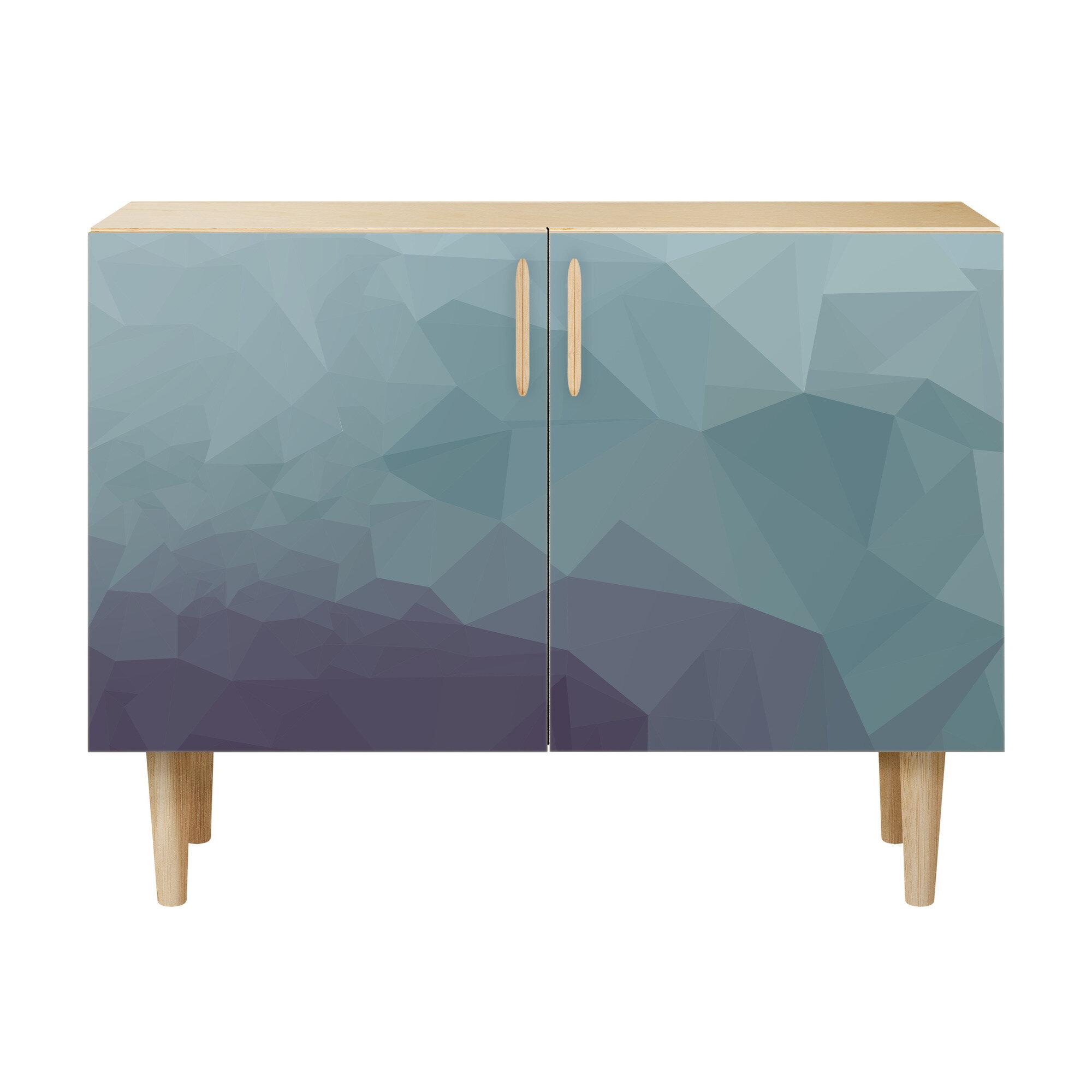 Brayden Studio Nunn 2 Door Cabinet | Wayfair