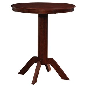 Worrell Pub Table by Alcott Hill