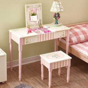 Girls Vanity Table Wayfair