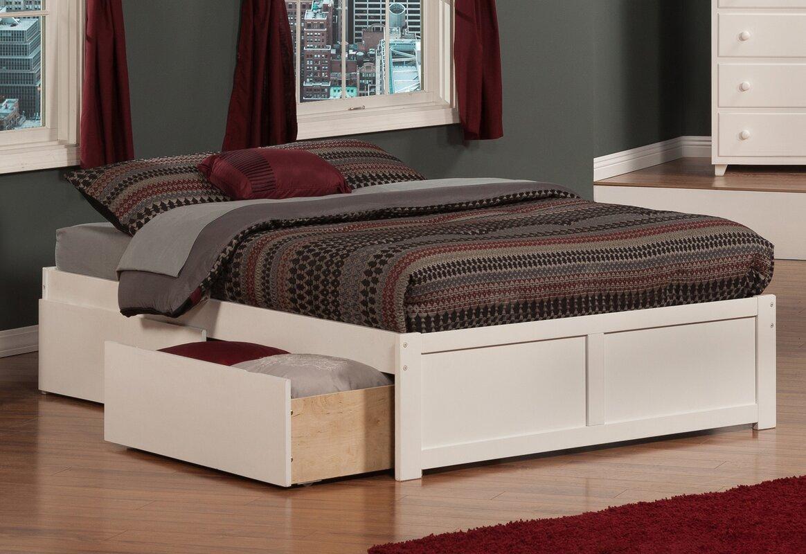 Ahoghill Storage Platform Bed