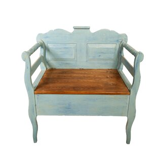 Rotherham Wooden Storage Bench