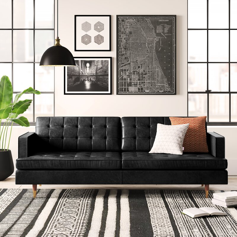 Magnificent Archer Leather Sofa Download Free Architecture Designs Intelgarnamadebymaigaardcom