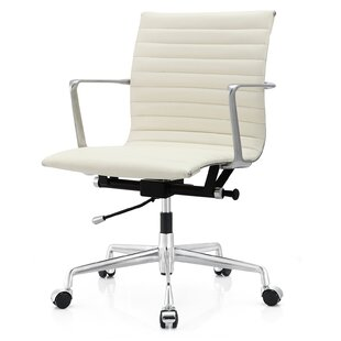 Aniline Leather Office Chair