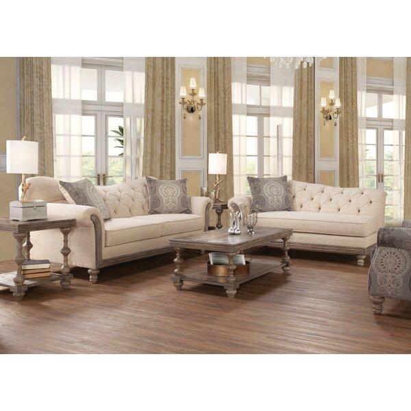 Lark Manor Trivette Configurable Living Room Set & Reviews