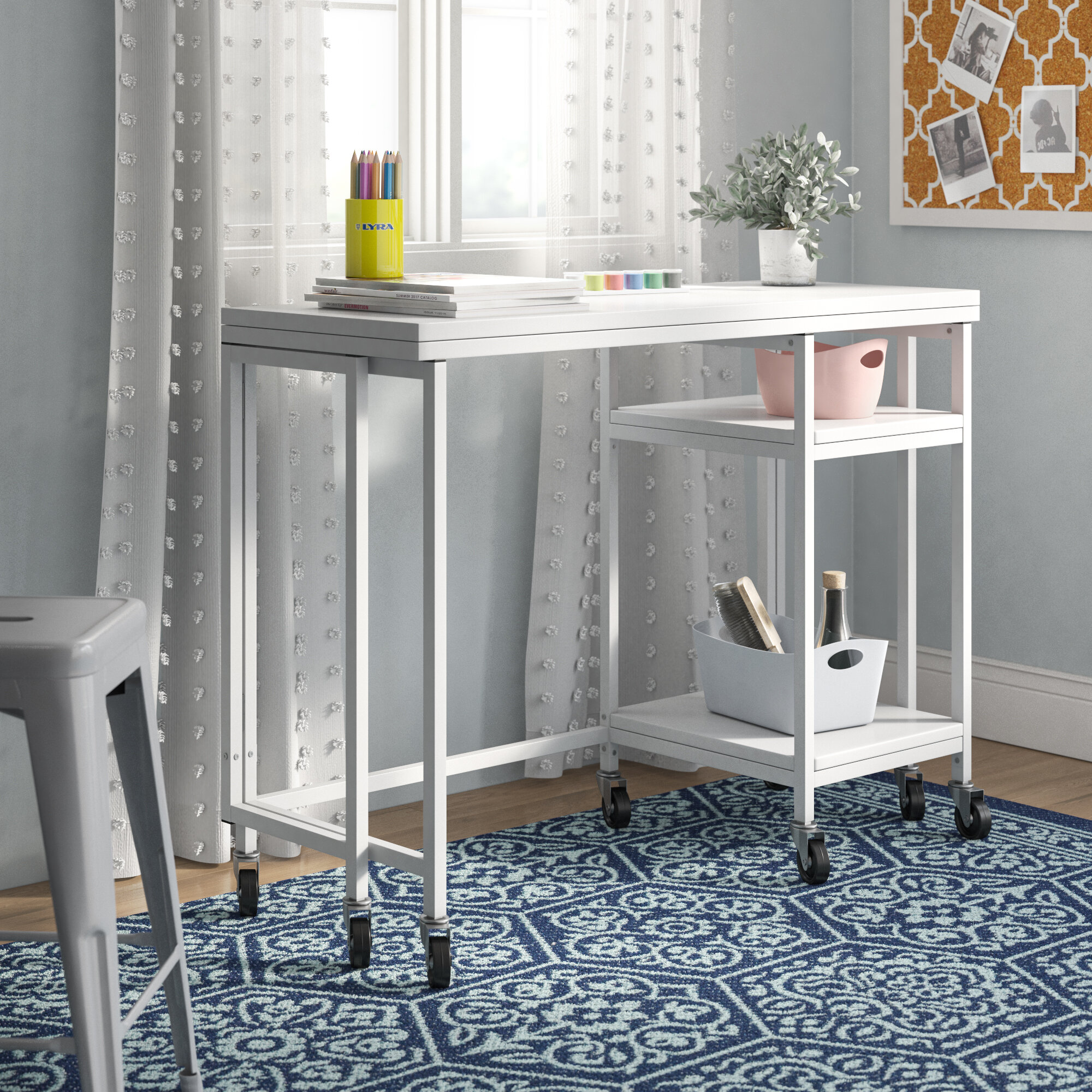 Divya Fold Out Craft Table