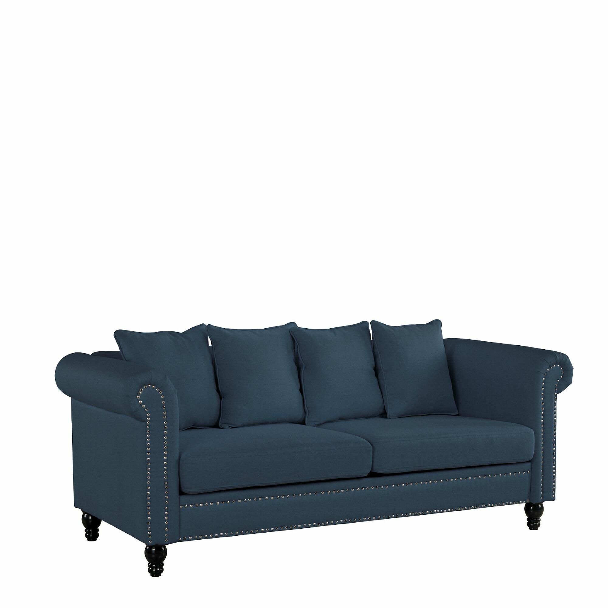 Alcott Hill Blue Heron Classic Sofa & Reviews   Wayfair