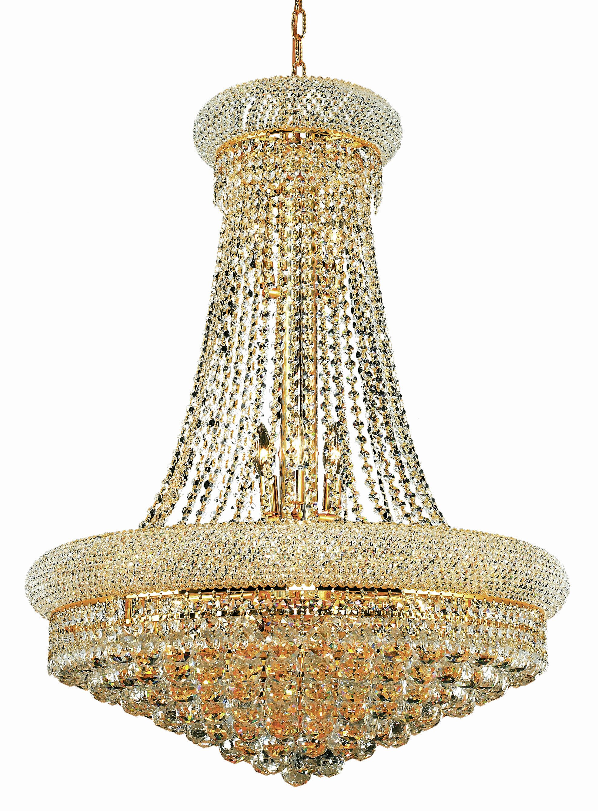 Willa Arlo Interiors Destanee 14 Light Empire Chandelier & Reviews