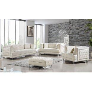 Hettie Configurable Living Room Set