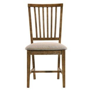 Henninger Upholstered Dining Chair (Set of 2)