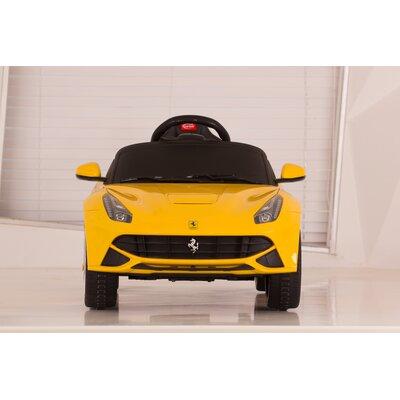 Ferrari F12 Rastar 6V Battery Powered Car