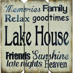Lake House Wall Décor
