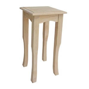 Toby Square End Table by August Grove