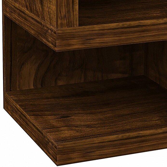 modern you beistelltisch isaac mit stauraum bewertungen. Black Bedroom Furniture Sets. Home Design Ideas
