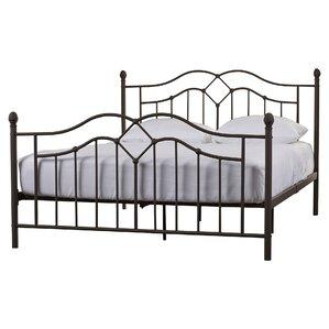 galesburg platform bed - Black Metal Bed Frame