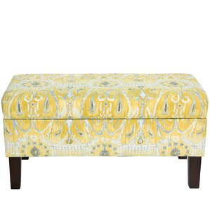 Allegra Upholstered Storage Bench