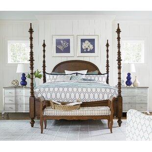 Dogwood Four Poster Configurable Bedroom Set