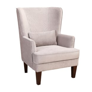 modern wingback chairs allmodern