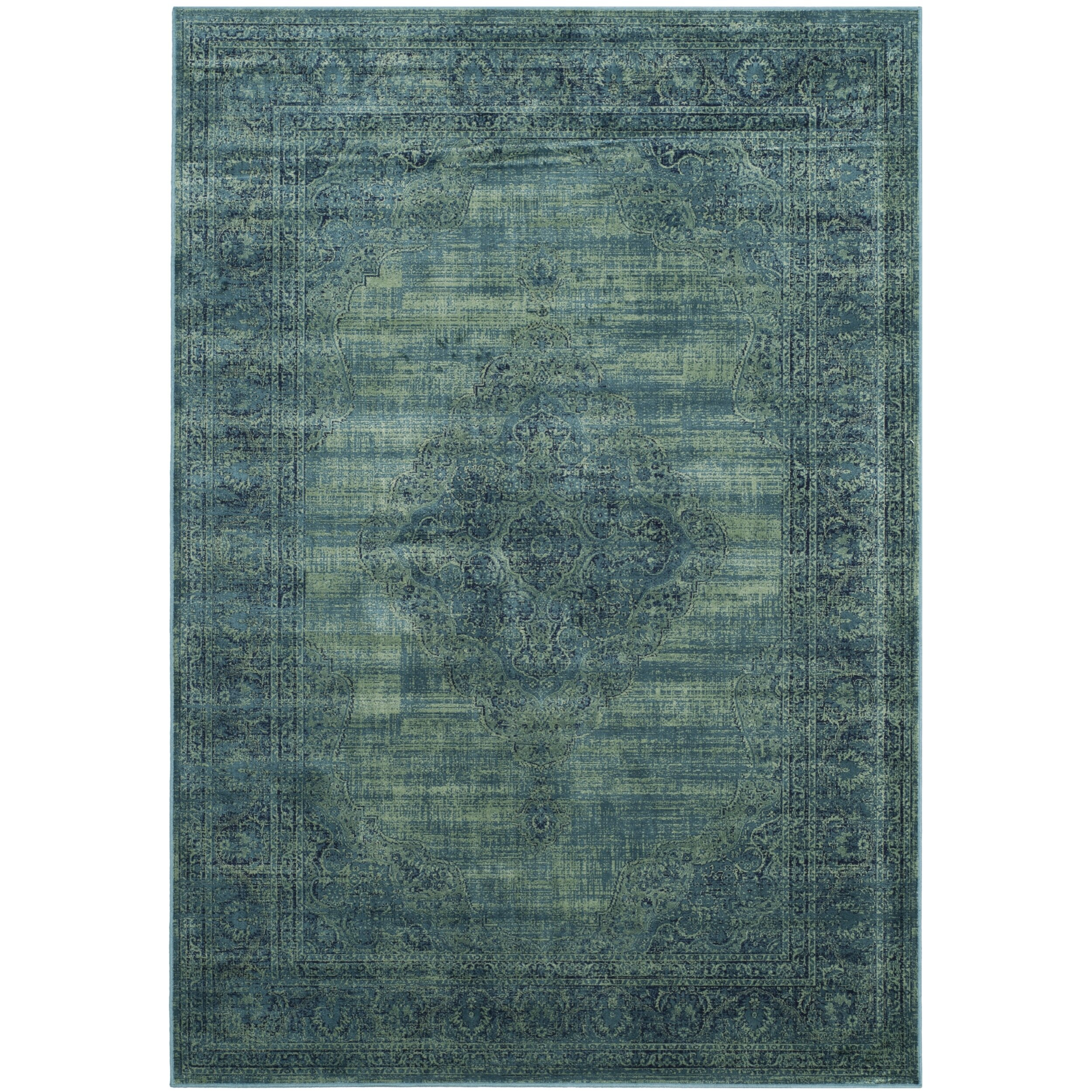 Makenna Turquoise Area Rug Blue Rugs You ll Love  Wayfair