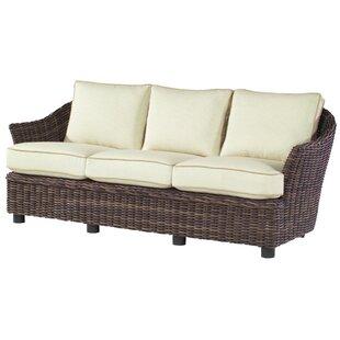 Sonoma Sofa With Cushions