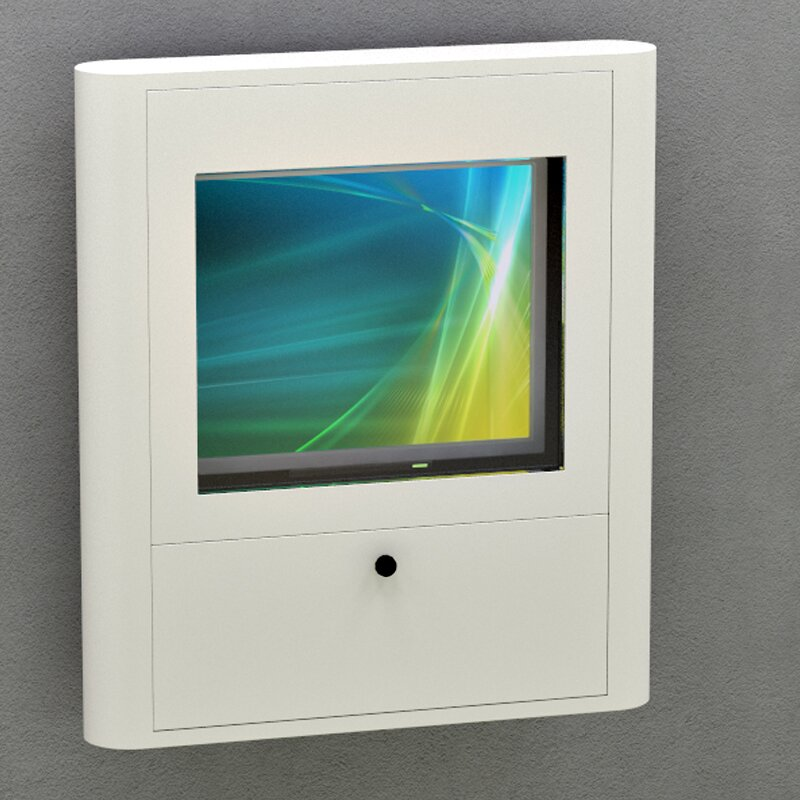 Best Mounting Wall Mounted Computer Workstation Wayfair