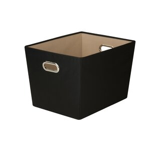 Oconnell Canvas Storage Bin
