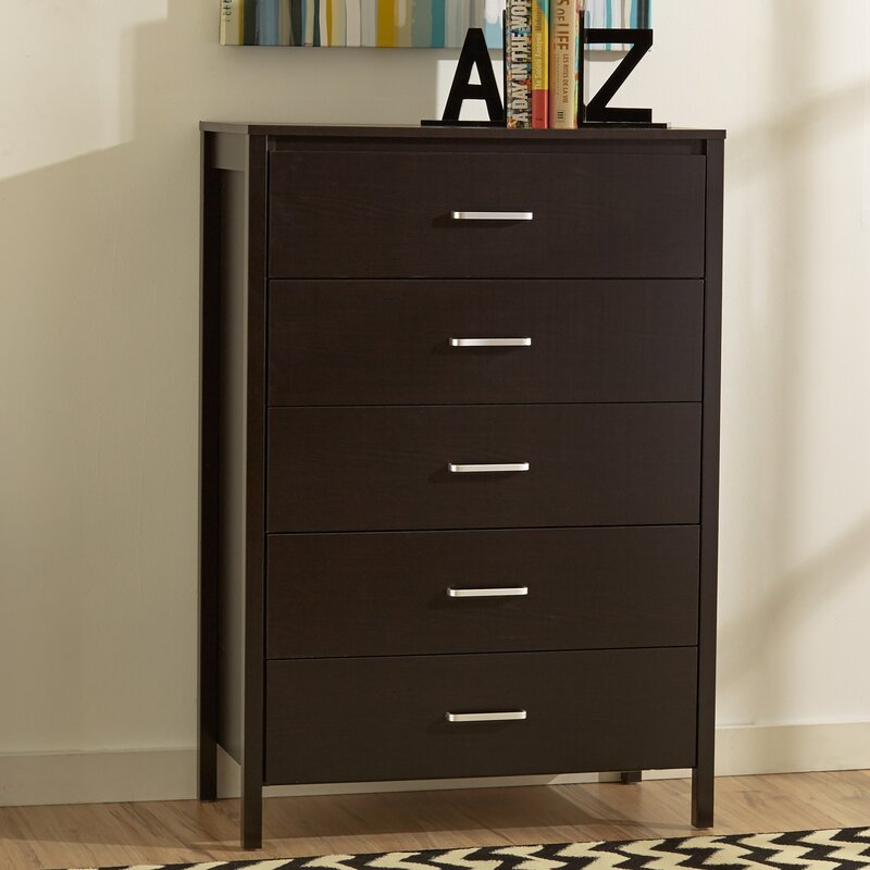 Lupe 5 Drawer Chest