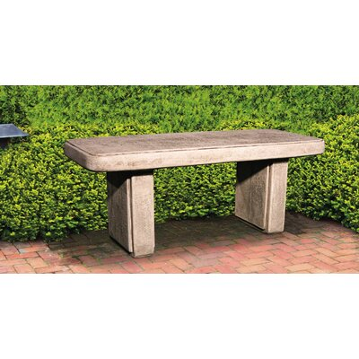 Cast Stone Amp Concrete Outdoor Benches You Ll Love Wayfair