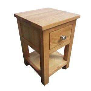 Nachttisch mit Schublade von Castleton Home