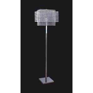 Rectangle Shaped Floor Lamps You'll Love | Wayfair