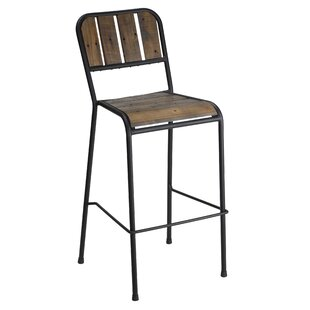 Dorrance Industrial Style 30 Bar Stool