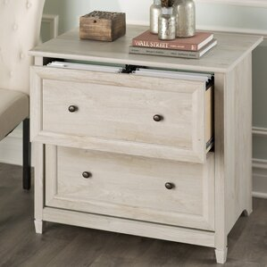 zinta 2 drawer filing cabinet