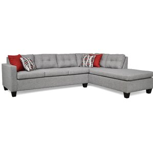 Bernette Sectional  sc 1 st  Joss u0026 Main : l shaped sectional - Sectionals, Sofas & Couches